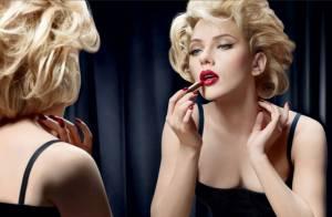 Regardez Scarlett Johansson, divine en icône glamour... pour un célèbre duo italien !
