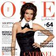 Catrinel Menghia a fait la couverture des plus grands magazines