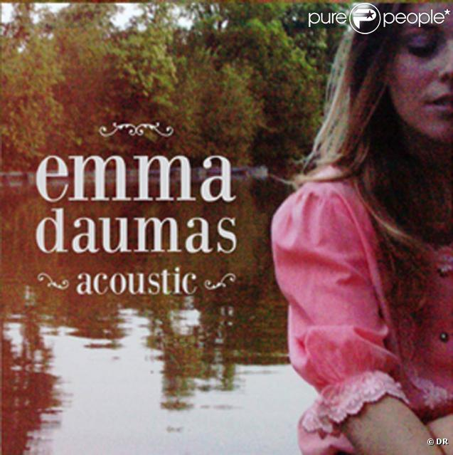 Emma Daumas fera paraître le 24 mai 2010 l'EP  Acoustic , comprenant deux nouveautés et de reprises étonnantes...
