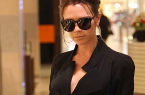 Victoria Beckham : La femme la plus glamour au monde... c'est elle ! Angelina Jolie n'a qu'à bien se tenir !