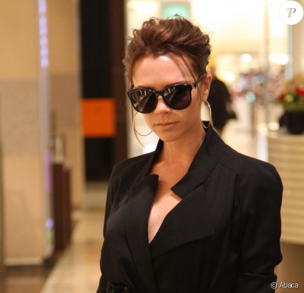 La célèbre styliste Victoria Beckham