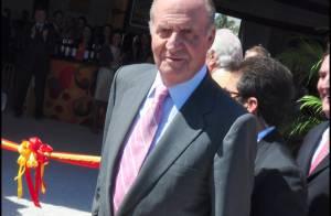 Le roi d'Espagne Juan Carlos très entouré à l'hôpital... Letizia et Felipe sont arrivés à temps !