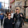 Melanie Griffith et Ana, la mère d'Antonio Banderas