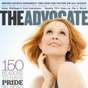 """Cynthia Nixon, le bonheur avec sa compagne Christine : """"Je n'avais jamais rencontré une femme dont j'avais envie avant elle""""..."""