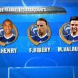 Les 30 joueurs sélectionnés par Raymond Domenech pour la coupe du monde de football 2010, en Afrique du Sud. Coup d'envoi le 11 juin prochain !