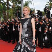 Cannes 2010 - Cate Blanchett et Russell Crowe : Entrée triomphale pour la bien-aimée de Robin des Bois et son héros !