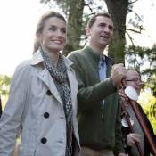 Letizia d'Espagne et Felipe enfilent leur tenue de marche pour suivre un chemin saint...