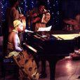 Nina Simone sur scène dans les années 80