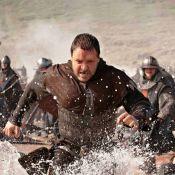 Russell Crowe, énervé comme un guerrier, ne supporte pas qu'on lui fasse la moindre critique !