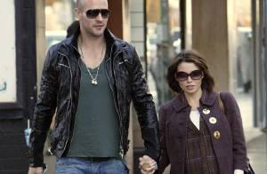 Dannii Minogue : Déjeuner en amoureux avec le futur papa de son bébé !