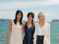 Cannes 2010 - Les ravissantes Leïla Bekhti, Roxane Mesquida et Géraldine Nakache... ont le même secret de beauté sur la Croisette !