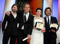Cannes 2010 - Juliette Binoche, Mathieu Amalric et Xavier Beauvois : les Français honorés et une Palme d'or... très contestée !