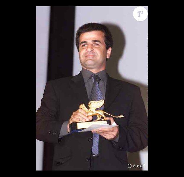 Le cinéaste iranien Jafar Panahi