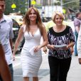 Jennifer Lopez et sa mère Guadalupe