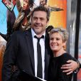 Jeffrey Dean Morgan et sa mère Sandy Thomas