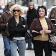 Christina Aguilera et sa mère Sheley Lorraine