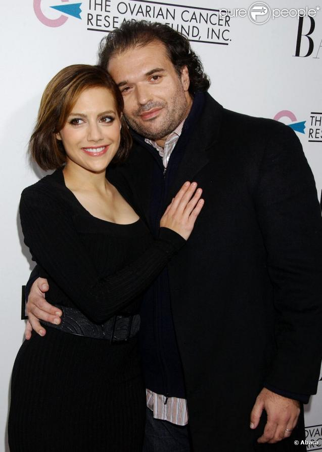 Brittany Murphy et son époux Simon Monjack