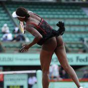 Venus Williams : Très à l'aise avec sa nuisette et ses fesses rebondies à Roland-Garros, redécouvrez dix ans de looks fous !