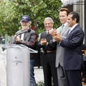 Arnold Schwarzenegger et Steven Spielberg unissent leur force pour une belle renaissance !