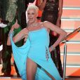 Brigitte Nielsen participe à la finale de Let's dance, l'émission  allemande adaptée de Dancing with the stars, à Berlin, le vendredi 28  mai.