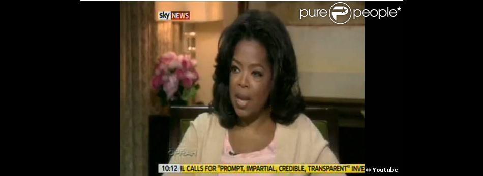 Oprah Winfrey reçoit Sarah Ferguson
