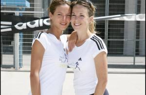 Plus Belle La Vie : Ninon et Estelle, des sportives assidues !