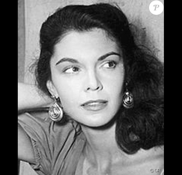 Eugenia Paul dans les années 50