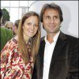 Fabrice Santoro lors du Prix Montblanc le 2 juin à Paris