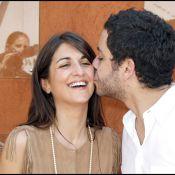Roland-Garros 2010 : Géraldine Nakache et Manu Payet, un couple... de la balle !