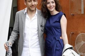Roland-Garros 2010 - Dany Boon en amoureux, Gad Elmaleh, Kad Merad... Les princes du rire étaient de la fête !