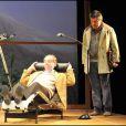 Regis Laspales et Philippe Chevallier sont de retour au théâtre