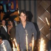 Rafael Nadal : Pizza, boîte de nuit et Disneyland... il a fêté sa victoire et ses 24 ans en grande pompe !