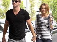 Miley Cyrus, victime d'un vilain canular et épuisée par sa promo, se détend avec son amoureux !
