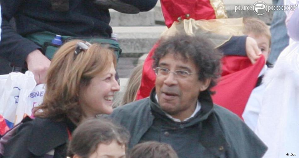 Laurent voulzy et son pouse mirella lepetit purepeople - Epouse de laurent bignolas ...
