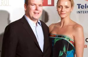 Festival de Monte-Carlo 2010 : le prince Albert est un président heureux avec sa douce Charlene Wittstock !