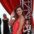 """Core de Pablo (NCIS) rayonnante au Festival de Monte-Carlo (10 juin 2010 à Monte-Carlo)"""