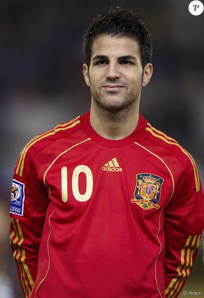 Cesc fabregas l 39 espagnol ne surtout pas rater pendant le mondial - Quitte moi pendant la coupe du monde ...