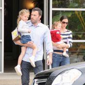 Jennifer Garner, Ben Affleck, Violet et Seraphina : Découvrez ce qu'ils n'osent pas s'avouer !