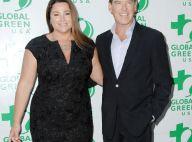 Pierce Brosnan jamais sans sa voluptueuse épouse et Michelle Rodriguez... voient la vie en vert !