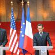 Nicolas Sarkozy, prêt à tout pour être à la hauteur de Barack Obama !