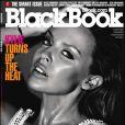 La chanteuse australienne Kylie Minogue en couverture de Black Book