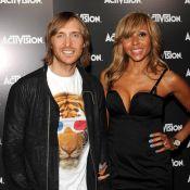 David et Cathy Guetta : Amoureux et complices... au beau milieu des starlettes d'Hollywood !