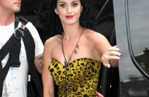 Katy Perry : Quand la bombe californienne joue les félines... c'est