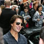 La star hollywoodienne Tom Cruise revient sur les lieux de l'action !