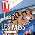 TV Mag avec les Miss en couverture (dimanche 20 juin au samedi 26 juin 2010)
