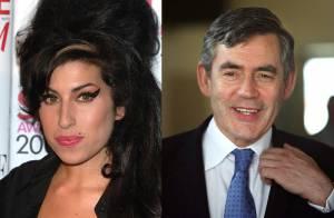 Amy Winehouse séduit le Premier ministre britannique !