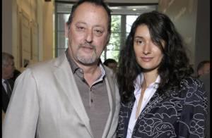 Jean Reno et sa ravissante épouse Zofia, très élégants pour la Fashion Week italienne !