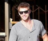 Liam Hemsworth à Studio City, le 24 juin 2010
