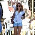 Miley Cyrus à Studio City, le 24 juin 2010