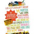 Les Francofolies de La Rochelle, du 13 au 17 juillet 2010